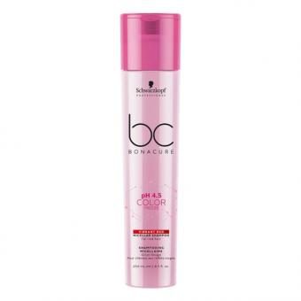 Schwarzkopf BONACURE pH 4.5 Color Freeze Shampooing Micellaire Red 250 ml