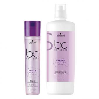 Schwarzkopf BONACURE Keratin Smooth Perfect Shampooing Micellaire