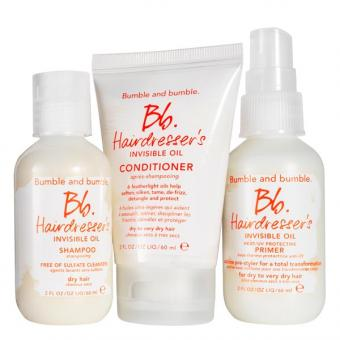 Bumble and bumble Hairdresser's Invisible Oil Travel Trio