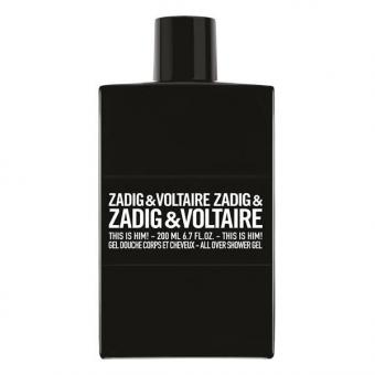 ZADIG & VOLTAIRE This is Him! All Over Shower Gel 200 ml - 1