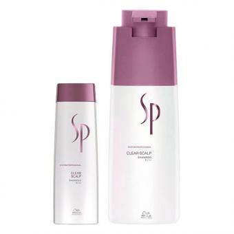 Wella SP Clear Scalp Shampoing  - 1