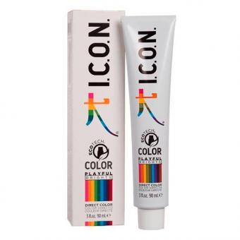 Icon Ecotech Color Playful Brights Acid Green, 90 ml - 1