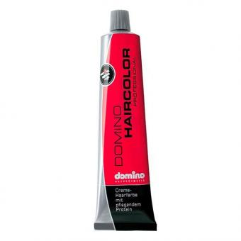 Domino Haircolor Professional 6N Dunkelblond, Tube 60 ml - 1