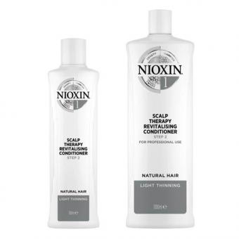 NIOXIN System 1 Scalp Therapy Revitalising Conditioner Step 2  - 1