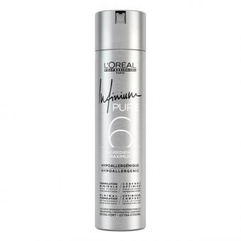 L'ORÉAL Infinium Pure Haarspray Strong, 75 ml - 1