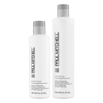 Paul Mitchell Soft Style Foaming Pommade  - 1