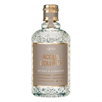 4711 Acqua Colonia Myrrh & Kumquat Eau de Cologne Splash & Spray