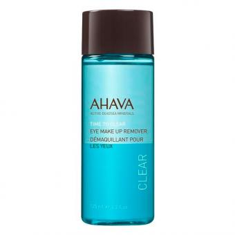 AHAVA Time To Clear Eye Make Up Remover 125 ml