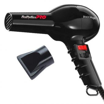 BaByliss PRO Haartrockner Magic Black Magic