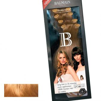 Balmain DoubleHair Length & Volume 613 (level 10) Extra Light Blond