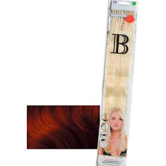 Balmain Fill-In Extensions Straight 133 Dark Copper Blond