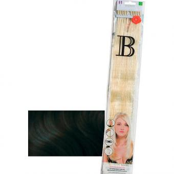 Balmain Fill-In Extensions Straight 1B Black