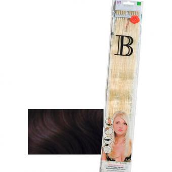 Balmain Fill-In Extensions Straight 2 Dark Brown