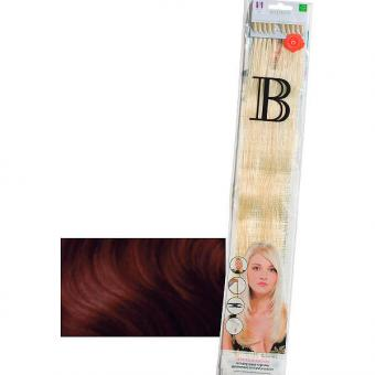 Balmain Fill-In Extensions Straight 30 Light Violet Brown
