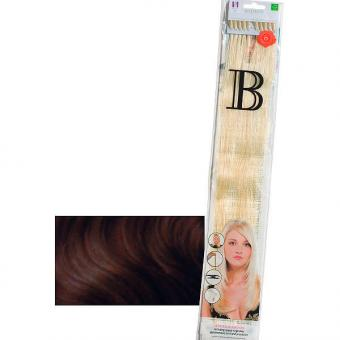 Balmain Fill-In Extensions Straight 4 Medium Brown