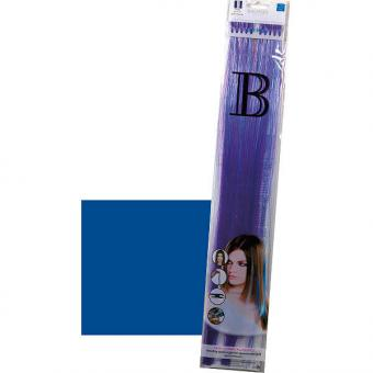 Balmain Fill-In Extensions Straight Fantasy Fiber Hair Blue