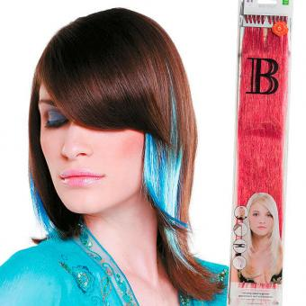 Balmain Fill-In Extensions Straight Fantasy Human Hair