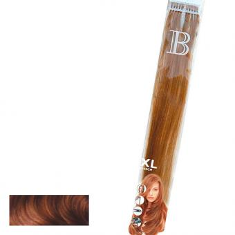 Balmain Fill-In Extensions Straight XL 10 (level 6) Dark Blond