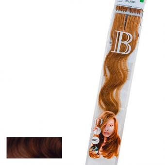 Balmain Fill-In Extensions Wavy 6 Light Mocca
