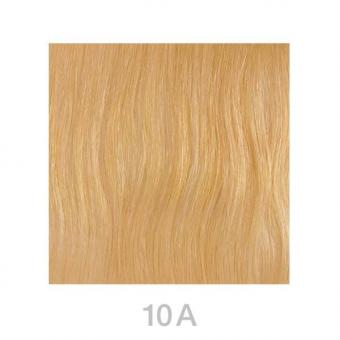 Balmain Fill-In Micro Ring Extensions 40 cm 10A Extra Super Light Ash Blonde