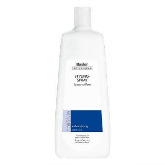 Basler Styling Spray Salon Exclusive extra strong Bouteille recharge 1 litre