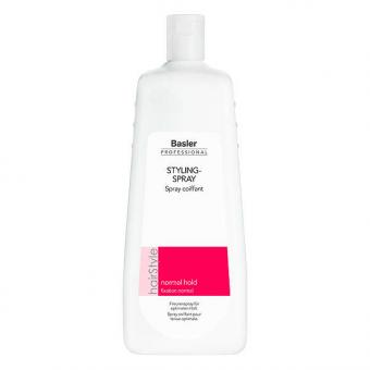 Basler Styling Spray Salon Exclusive normal hold Nachfüllflasche 1 Liter