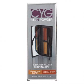 Dynatron Cover your gray Fill-In Powder Light Brown/Blonde | Medium Brown 4 g - 1