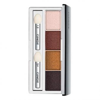 Clinique All About Shadow Quad 03 Morning Java, 4,8 g