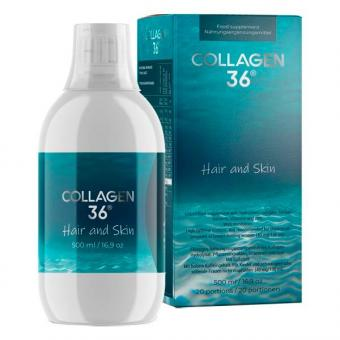 Collagen36 Hair and Skin 500 ml