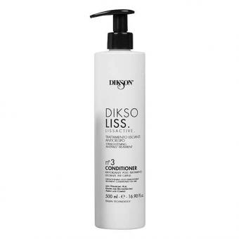 Dikson DiksoLiss LissActive No 3 Conditioner 500 ml