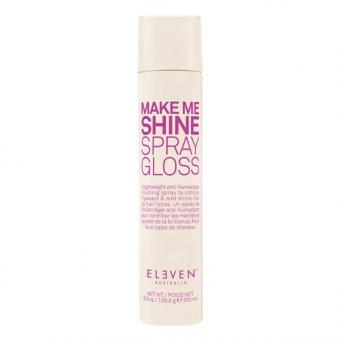 ELEVEN Australia Make Me Shine Spray Gloss leichter Halt 200 ml Pumpspray