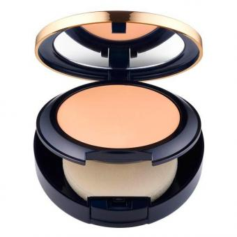 Estée Lauder Double Wear Stay-In-Place Matte Powder Makeup SPF 10 3C2 Pebble, 12 g