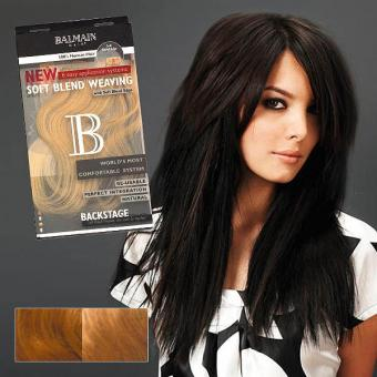 Balmain Soft Blend Weaving Extensions 40 cm 22/613 Very Light Gold Blond/Extra Light Blond