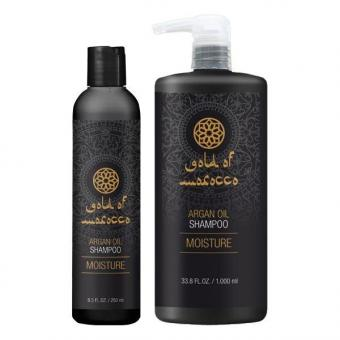 Gold of Morocco Argan Oil Moisture Shampoo