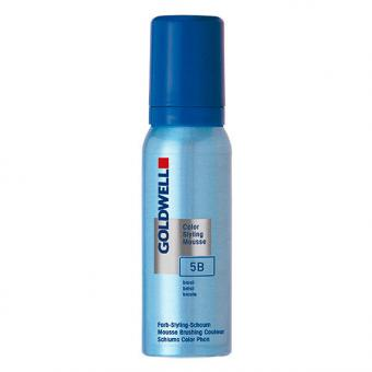 Goldwell Colorance Styling Mousse 5-N Hellbraun, Dose 75 ml