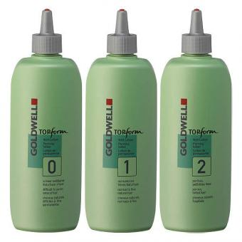 Goldwell TOPform Foam Wave