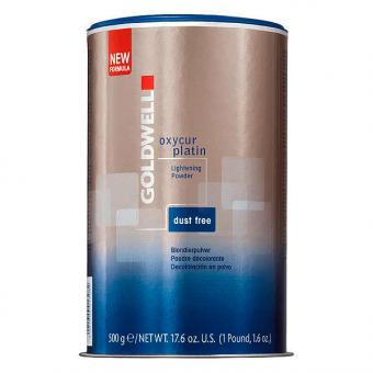 Goldwell oxycur platin oxycur platin dust-free, 500 g