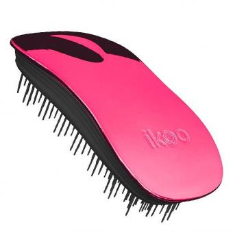 Ikoo Brush Home Metallic Cherry-Black