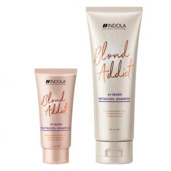 Indola Blond Addict Instacool Shampoo