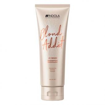 Indola Blond Addict Shampoo 250 ml