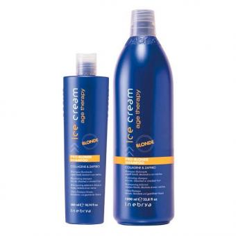 Inebrya Ice Cream Age Therapy Pro-Blonde Shampoo