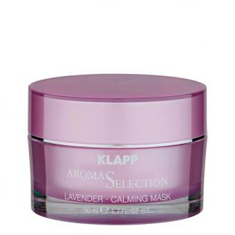 KLAPP AROMA SELECTION Lavender Calming Mask 50 ml