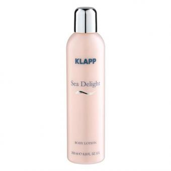 KLAPP SEA DELIGHT Body Lotion 200 ml