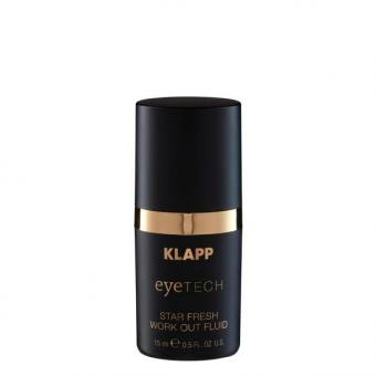 KLAPP eyeTECH Star Fresh Work Out Fluid 15 ml