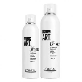 L'ORÉAL tecni.art fix Fix Anti-Frizz