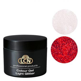 LCN Colour Gel Light Glitter