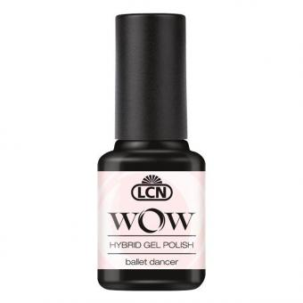 LCN WOW Hybrid Gel Polish Ballet Dancer, 8 ml