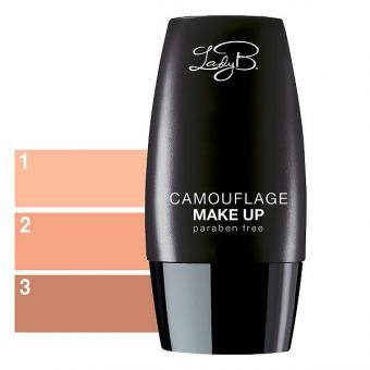 Lady B. Camouflage Make-up