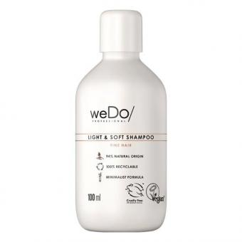 weDo/ Light & Soft Shampoo 100 ml - 1