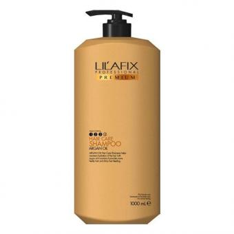 LilaFix Argan Oil Hair Care Shampoo 1 Liter